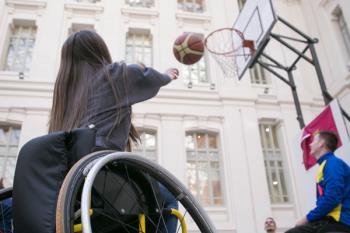 En esta cita se dará especial importancia al deporte inclusivo