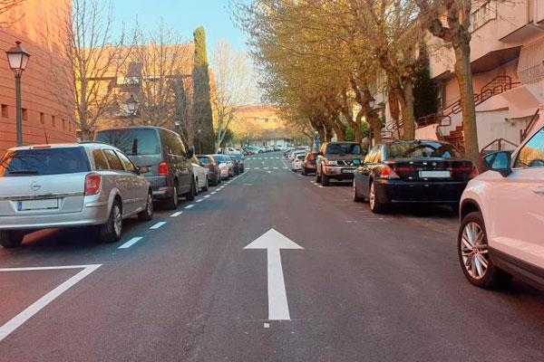 La calle Magnolia contará con un único sentido de circulación