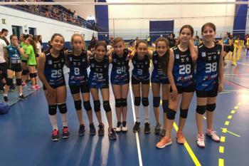 Gracias a sus resultados, el C.V. Leganés continúa en lo más alto del ranking elaborado por todovoley.com
