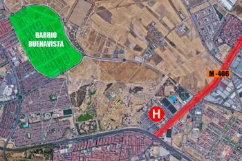 Las expropiaciones para construir la conexión han concluido por parte de la Comunidad de Madrid