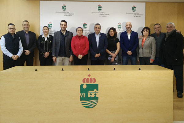 El ayuntamiento sufre reestructuraciones en las concejalías tras la reincorporación de la edil Leticia Martín