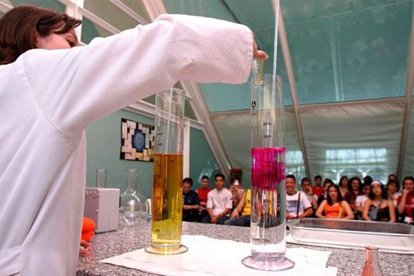 La ciencia se acerca a los jóvenes de Madrid