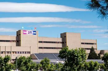 El Hospital Universitario de Getafe pasó de las 7.786 operaciones de 2018 a las 8.735 del año pasado