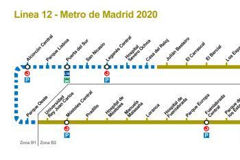 MetroSur comienza a ver los resultados de las actuaciones de la Comunidad de Madrid