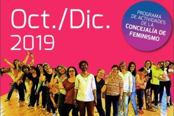 La programación incluye talleres formativos con perspectiva feminista