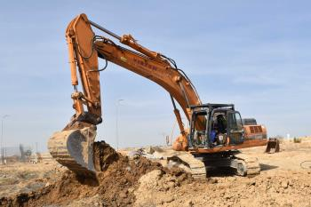 El Canal de Isabel II ya ha comenzado los trabajos de construcción en la zona afectada