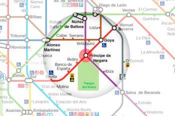 Metro de Madrid renovará la estación instalando 6 ascensores y retirará el posible amianto que pueda haber