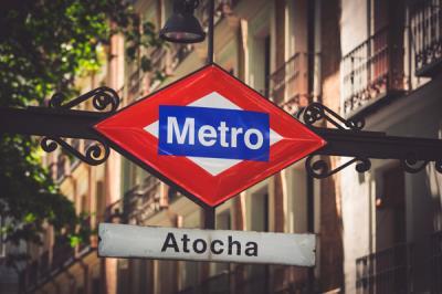 Lee toda la noticia 'La estación de Metro ATOCHA  cambia de nombre a Estación del Arte'