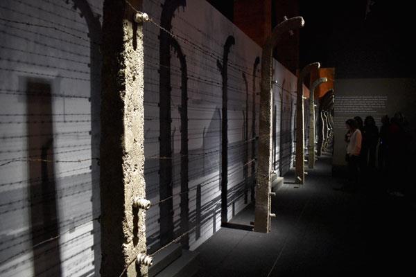 La exposición de Auschwitz, prorrogada hasta el 7 de octubre de 2018