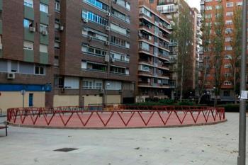 En los Jardines de Pérez Pillado, se prevé la construcción de un círculo infantil para bicis y una pista de hockey sobre patines