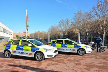 El consistorio ha adjudicado la incorporación de nueve vehículos para la Policía Municipal hasta 2023