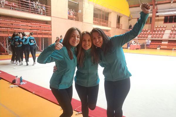 El Club de Gimnasia Rítmica de Leganés contará con 8 gimnastas en el Nacional Base Individual