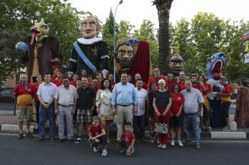 Nuestra ciudad acoge este sábado la tradicional XVIII edición de la Fiesta gigantera