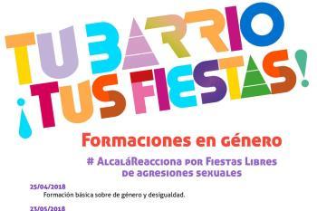El Ayuntamiento ofrece talleres formativos bajo el lema #AlcaláReacciona