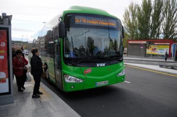 Es la línea que conecta Aluche (Madrid) con Boadilla del Monte (por la Ciudad Financiera)