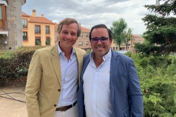 Antonio González Terol y Javier Úbeda, incluidos en la lista de Pablo Casado