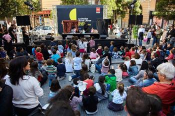 Durante el fin de semana, la Comunidad de Madrid se llena de escritores, lecturas, debates, firmas... cuyo protagonista siempre es el mismo: el libro