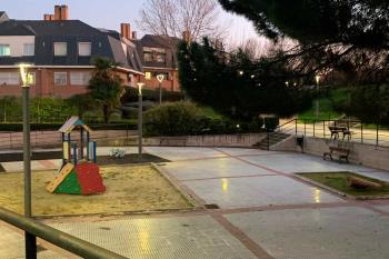 El ayuntamiento ha concluido los trabajos de recuperación de la iluminación nocturna de la zona