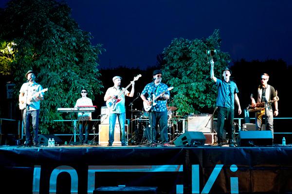 'Vive el Verano' nos trajo a Mighty Megatons, Funamviolistas, Swinging, para que disfrutaramos en los escenarios de nuestro municipio
