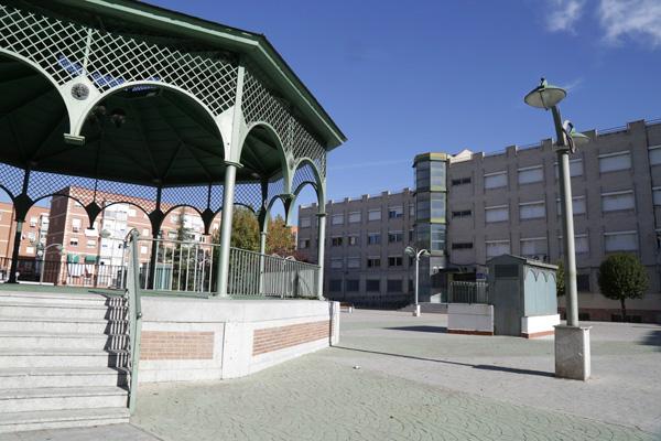 La mesa de trabajo por la Escuela-Conservatorio de Leganés, el ...