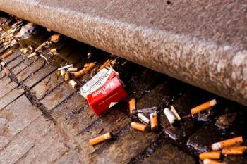 Esta contempla multas de hasta 750 euros a quien no utilice las papeleras dejando residuos en la vía pública
