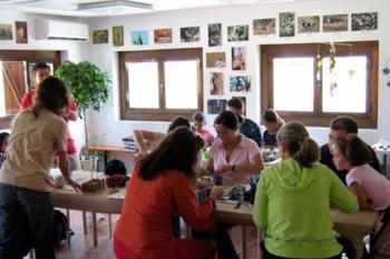 La Comunidad de Madrid desarrolla actividades medioambientales para personas con discapacidad