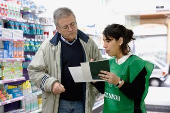 La ONG Banco Farmacéutico ha puesto en marcha la XI Campaña de Medicamentos Solidarios