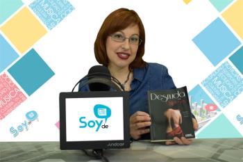 Raquel López Martin nos presenta su primer trabajo literario, 'Desnuda en versos'