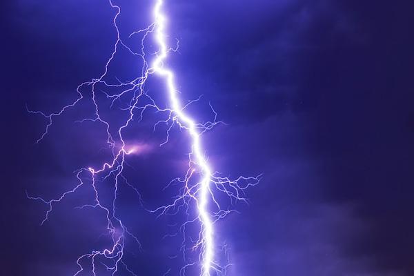 La previsión anuncia tormentas a partir de mediodía