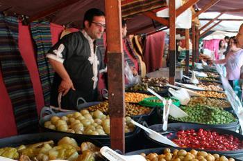 El municipio contará con puestos de alimentación y artesanía, entre otros