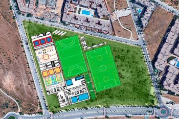 El espacio, dedicado al Deporte y la Cultura, contempla una inversión de 247.000 euros aproximadamente