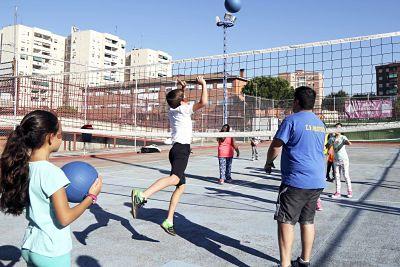 El Ayuntamiento de Móstoles remodelará ocho pistas de tenis y una multideporte