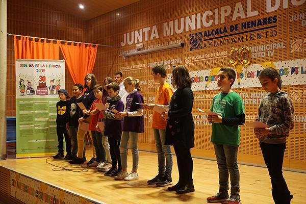 El concejal de Juventud e Infancia participó junto con los integrantes de la Red de Infancia