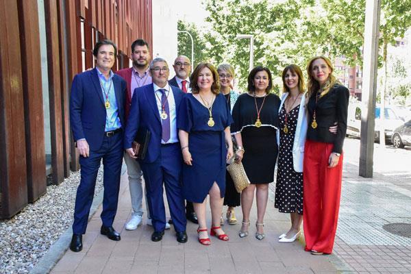 La socialista Natalia de Andrés, investida alcaldesa de Alcorcón