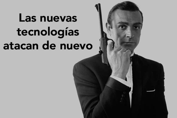 La tecnología, protagonista en el mundo del espionaje