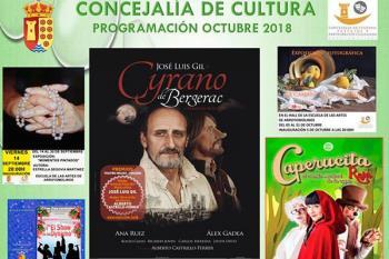 Obras de teatro, exposiciones fotográficas, espectáculos musicales y muchas más sorpresas