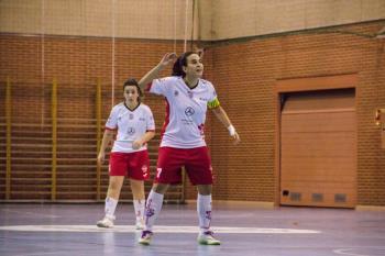 Las pepineras ganaron en el País Vasco su tercer partido de la temporada