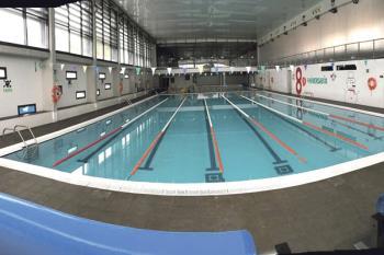 El Centro Acuático y Deportivo ofrece actividades para todos los públicos