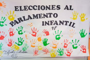 Más de 600 niños y niñas se presentan a las elecciones