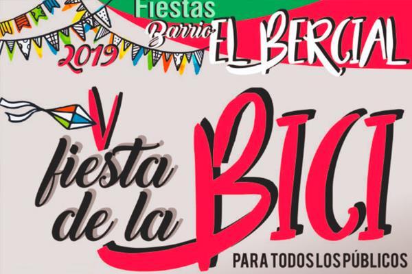 Las Fiestas de El Bercial estrenarán el nuevo Recinto Ferial