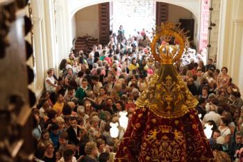 Esta tarde tendrá lugar la procesión y los conciertos de Ana Belén y Luis Pastor