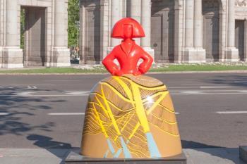Consulta el mapa para no perderte ningún detalle de la segunda edición de la exposición 'Meninas Madrid Gallery'