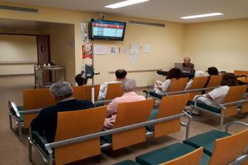 La actividad está dirigida a los pacientes oncológicos y a los familiares que les acompañan