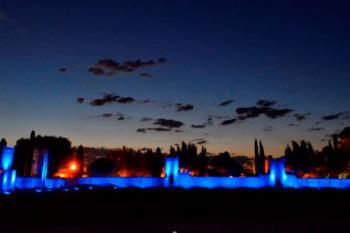 Coincidiendo con el XX Aniversario de la declaración de Alcalá como Ciudad Patrimonio de la Humanidad, las murallas estrenan iluminación