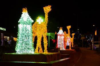 Nuestra ciudad gastará 3,82 euros por habitante durante las navidades