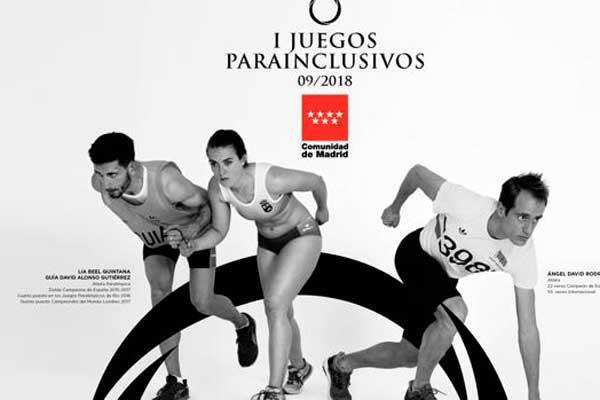 Las Rozas acogerá los I Juegos Parainclusivos