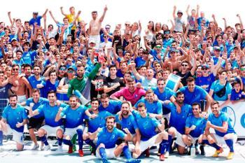 Las Rozas jugará en la categoría de bronce tras superar al Mallorca B en los playoff