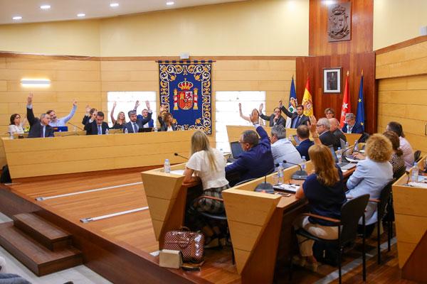 El Pleno del ayuntamiento ha dado luz verde para comenzar con los trámites y obtener así el estatuto