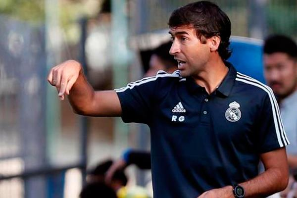 El nuevo Castilla de Raúl, el primer rival de Las Rozas en Segunda B