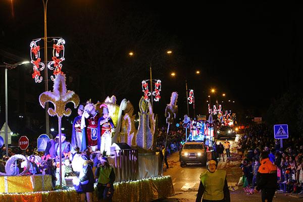 Continúan la programación navideña en la localidad con la Feria de la Navidad en la calle Real